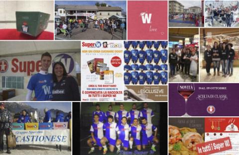 Tante iniziative e concorsi nel 2015 del Gruppo Walber