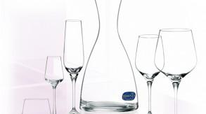 Collezione bhoemia crystal walber for Bohemia bicchieri